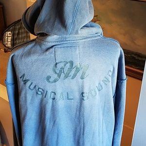 John Mayer Official Tour Sweatshirt